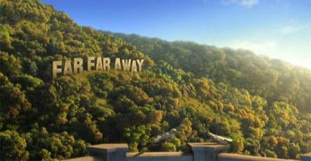 shrek far far away