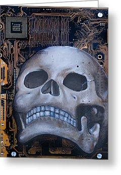 circuit board art 3