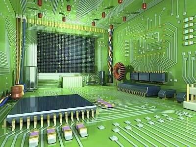 circuit board room